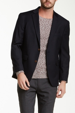 Louis Raphael - Two Button Notch Lapel Suit Separates Blazer