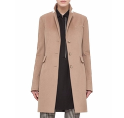 Akris Punto - Long Gabardine Blazer Coat