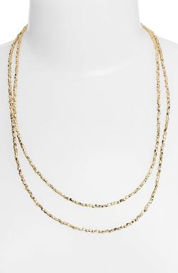 Nordstrom  - Layers of Love Extra Long Bead Necklace