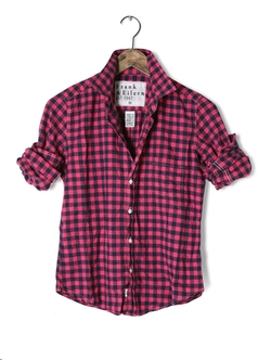 Frank & Eileen  - Flannel Button Down Shirt