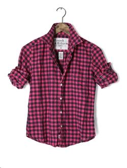 Frank & Eileen  - Flannel Button Down Shirt
