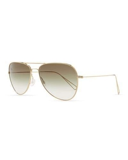 Oliver Peoples - Isabel Marant par Matt 60 Aviator Sunglasses