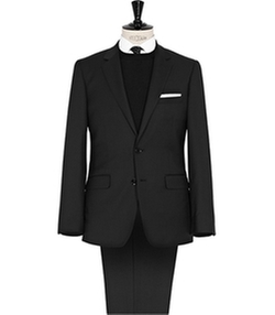 Heath  - Two Button Wool Suit
