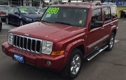 Jeep - Commander Limited Jeep