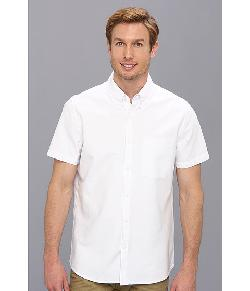 AG Adriano Goldschmied - Aviator S/S Shirt Oxford