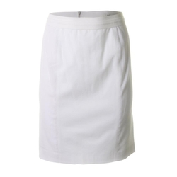 Elie Tahari - Molly Contrast Trim Knee-Length Pencil Skirt