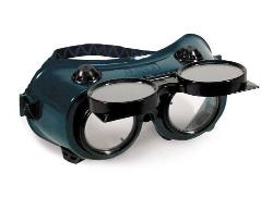 Hobart - Oxy/Acet, Goggle - Flip Front, 50mm Eye Cup Shade 5