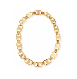 Tory Burch - Gemini Large Link Necklace