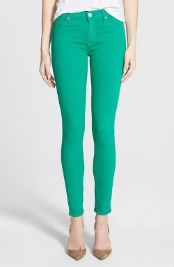 Hudson Jeans  - Nico Skinny Stretch Jeans