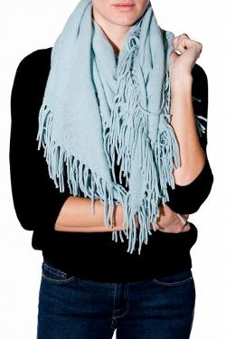 Minnie Rose  - Fringe Scarf