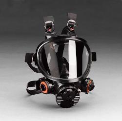 3M  - Full Facepiece Respirator