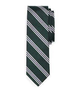 Brooks Brothers - Mini BB#1 Repp Slim Tie