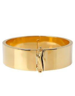Diane Von Furstenberg  - Love Is Life Petra Gold-Tone Bracelet
