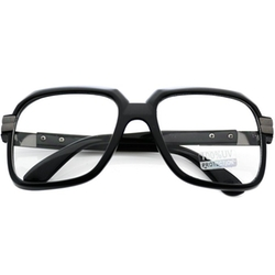 Wear Me Pro - Oversized Clear Lens Square Glasses