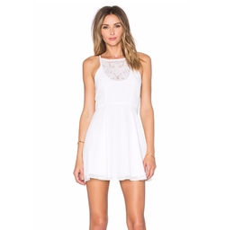 Lovers + Friends - Catalina Fit & Flare Dress