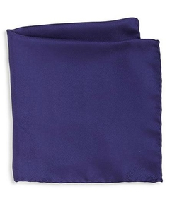 Saks Fifth Avenue BLACK  - Silk Twill Pocket Square
