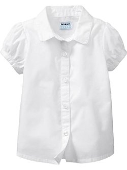 Old Navy - Uniform Puff-Sleeve Shirts