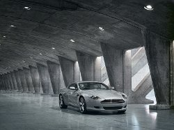 Aston Martin - DB9 Car