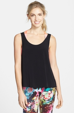Onzie - Scoop Back Jersey Tank Top