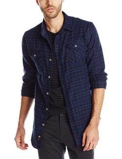 Burnside - Plaid Flannel Shirt