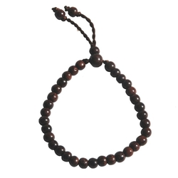 Exotic Beads  -  Wood Tasbih Bracelet