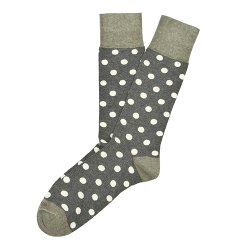 Etiquette Clothiers - Polka Dot Socks