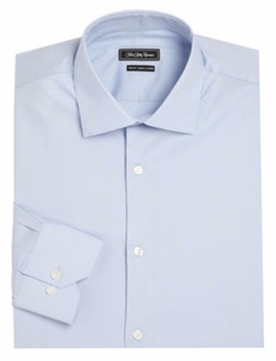 Saks Fifth Avenue Collection  - Trim Fit Dress Shirt