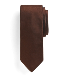 Brooks Brothers - Solid Slim Tie