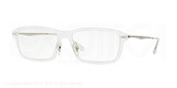 Ray-Ban  - Matte Transparent Eyeglasses