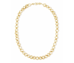 Stephanie Kantis - Element Square Link Chain Necklace