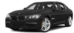 BMW - 2013 750 Car