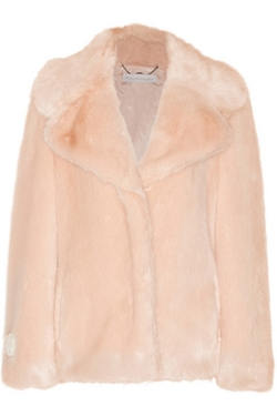 Stella McCartney - Faux Fur Coat