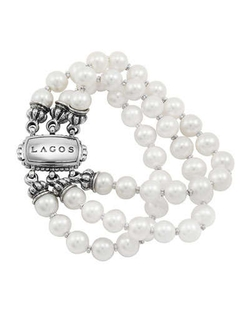Lagos - Luna Pearl Bracelet