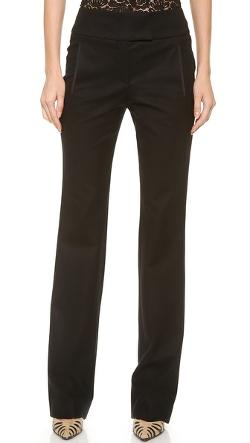 Nina Ricci  - Slim Boot Cut Pants