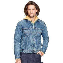 Ralph Lauren - Lined Denim Trucker Jacket