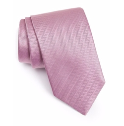 Eton - Herringbone Textured Silk Tie