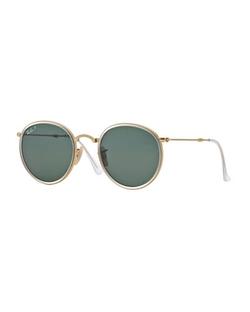 Ray-Ban - Round Metal Sunglasses