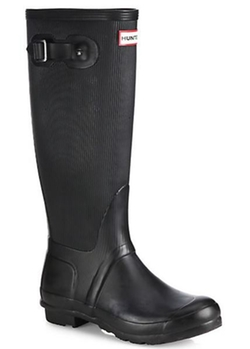 Hunter  - Rubber Wellington Boots
