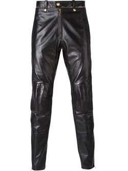 Versace - Knee Patch Trousers