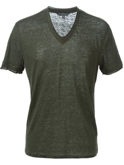 John Varvatos - V-Neck T-Shirt
