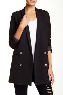 Six Crisp Days - Boyfriend Blazer
