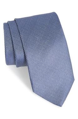 Eton - Solid Woven Silk Tie
