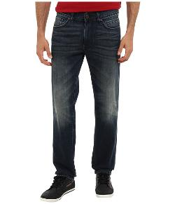 DKNY Jeans  - Bleecker Jean - Otis Tinted in Dark Indigo Wash