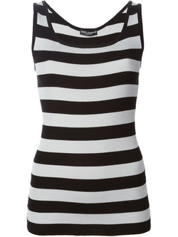 Dolce & Gabbana - Striped Tank Top