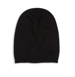 Saks Fifth Avenue Collection - Merino Wool Knitted Beanie