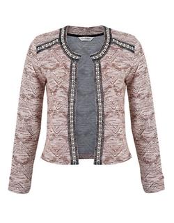 Miss Selfridge - Embellished Jacket