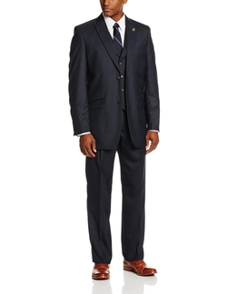 Stacy Adams - Mart Vested Three Piece Suit