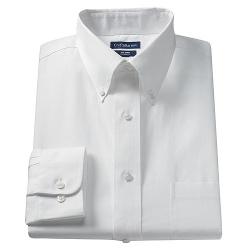 Croft & Barrow - Button Down-Collar Dress Shirt
