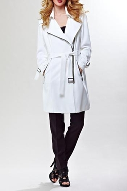 Insight NYC - Belted Trenchcoat