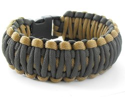 Para-Cord-Belts - King Cobra Paracord Survival Bracelet